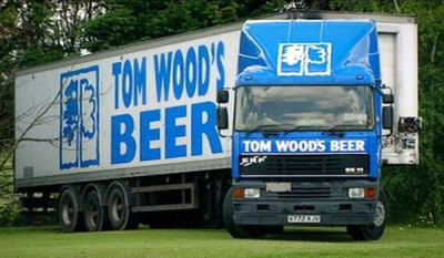 Tom Wood's Mobile Beer Bottling