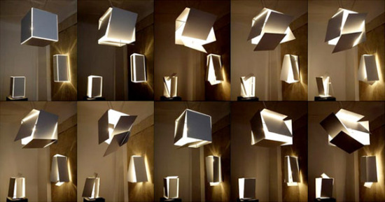 Robert Hoffman's Modular Lighting Hits Home