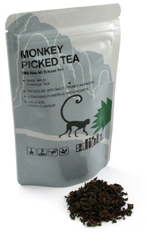 Monkey Picked Tea (Ma Nau Mi Ti Kuan Yin)