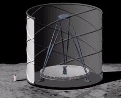 Moon Observatory, Image Credit: University of Arizona