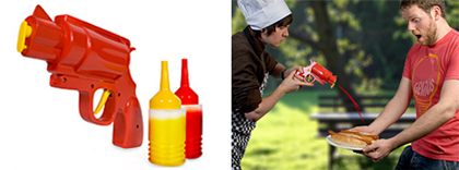 Condiment Gun from Firebox