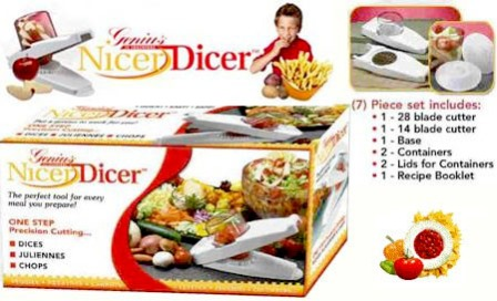 Introducing The Nicer Dicer