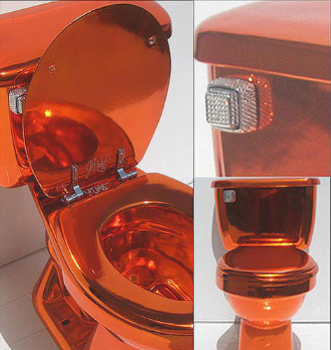 10 Luxury Toilets That Will Make You Wet Your Pants In