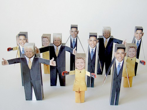 Do the presidential candidates leave you flat?