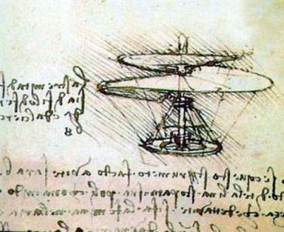 Yanagisawa&#039;s inspiration: da Vinci&#039;s 1493 ornithopter