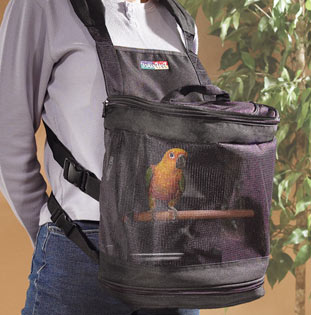 Birdcage Backpacks