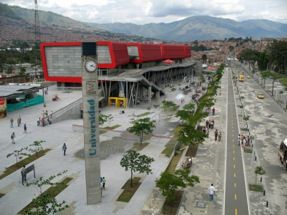 Medellìn, Colombia, Parque Explora, interactive public park for sciences and technology: Alejandro Echeverri, architect: image via Arquitour.com