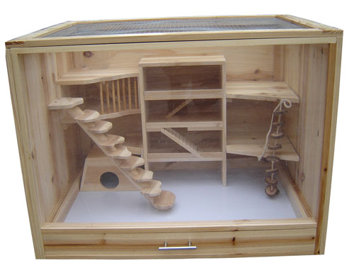 Cool mouse cage - photo#19