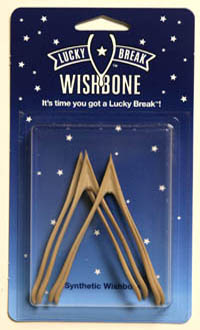 Lucky Break Wishbones