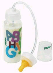 Podee Baby Bottle: Source: twinsthings.co.uk