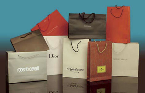 High-End Shopping Bags