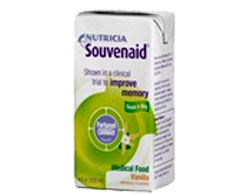 Prototype package of Souvenaid