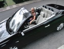 Hopefully Israel gets the Megane Cabriolet in electric form (photo from carpages.co.uk)
