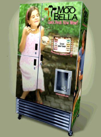 Moobella Vending Machine