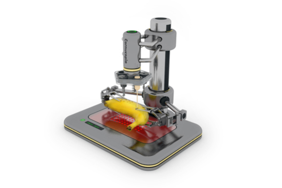 The Robotic Chef: by Marcel Coelho and Amit Zoran