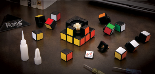 Rubik's Cube... you dont have to be Borg to love it!
