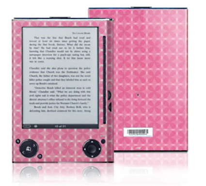 "Limited Edition ""Romance"" Sony e-Reader"