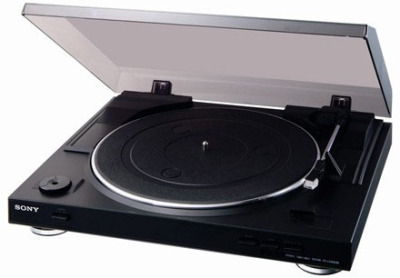Return of the turntable