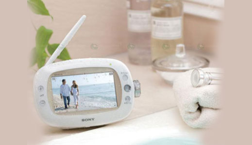 New Waterproof Portable, Digital TV from Sony Japan