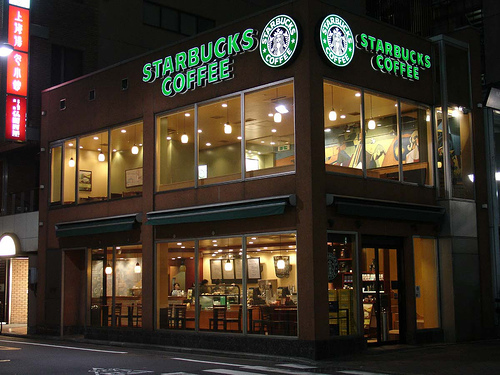 Coffee brakes? Not in Japan where Starbucks roasts the competition