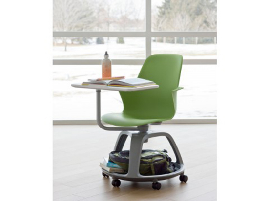 Node by Steelcase, Inc, Best of NeoCon 2010, Educational Solutions Innovation Award