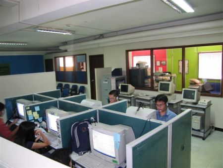 Soon offices like this one in Manila will be safer from fraud: source: Tao Technology