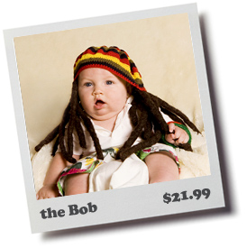 The Bob Baby Toupee