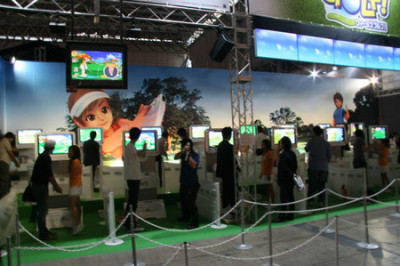 the annual tokyo game show is