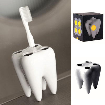 Tooth T'Brush Holder