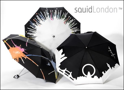 Squidoo London Umbrella