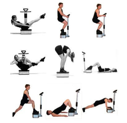 Vibration Plate Exercisers (VBEs) Promises A Pain Free Way to Look