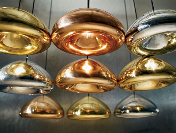 Void Lamps by Tom Dixon: Tom Dixon