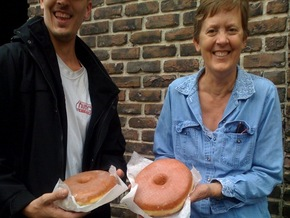 Voodoo's are not your average doughnut! (Photo: Portland Guidespot)