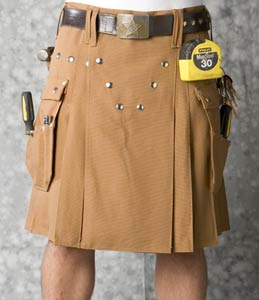 The Workman's Skirt