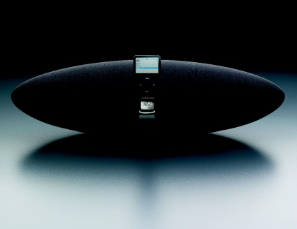B &amp;amp; W Zeppelin iPod dock/speaker